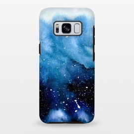 Galaxy S8+  Ocean Abyss  by Amaya Brydon (sea,ocean,cosmic,blue,navy,deep)