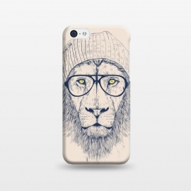 iPhone 5C  Cool lion  by Balazs Solti