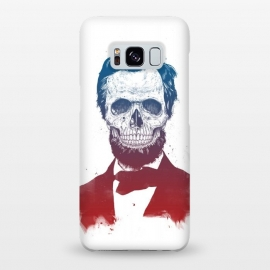 Galaxy S8+  Dead Lincoln by Balazs Solti (Abraham Lincoln,abe,lincoln,president,usa,drawing)