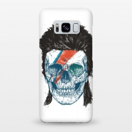 Galaxy S8+  Eye of the singer by Balazs Solti (pop culture,drawing,bowie)