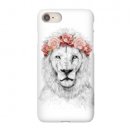 iPhone 8/7  Festival lion by Balazs Solti (summer,spring,flower)