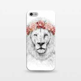 iPhone 5/5E/5s  Festival lion by Balazs Solti (summer,spring,flower)