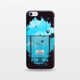 iPhone 5C  Heaven's door by Balazs Solti