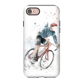 iPhone 8/7  I want to ride my bicycle by Balazs Solti