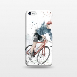 iPhone 5C  I want to ride my bicycle by Balazs Solti