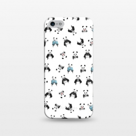 iPhone 5/5E/5s  Panda pattern by Balazs Solti (pandas)
