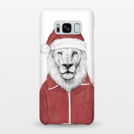 Galaxy S8+  Santa lion by Balazs Solti