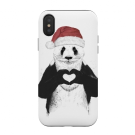 iPhone Xs / X  Santa panda by