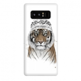 Galaxy Note 8  Siberian tiger by Balazs Solti