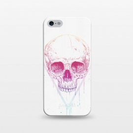 iPhone 5/5E/5s  Skull in triangle I by Balazs Solti