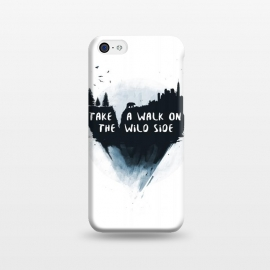 iPhone 5C  Walk on the wild side by Balazs Solti