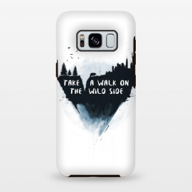 Galaxy S8+  Walk on the wild side by Balazs Solti