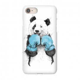 iPhone 8/7  The winner by Balazs Solti (panda,drawing,grunge,boxing)