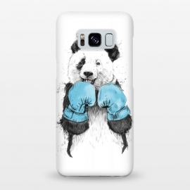 Galaxy S8+  The winner by Balazs Solti (panda,drawing,grunge,boxing)