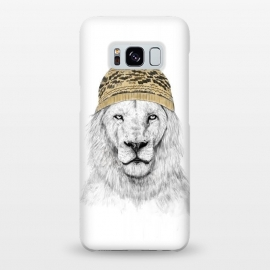 Galaxy S8+  Winter is here by Balazs Solti (lion,drawing,winter)