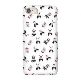 iPhone 8/7  Xmas pattern by Balazs Solti (xmas,christmas,holidays,winter)