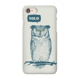 iPhone 8/7  YOLO by Balazs Solti (owl,bird)
