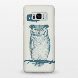 Galaxy S8+  YOLO by Balazs Solti (owl,bird)