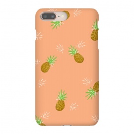 Pineapples in Guava by Zoe Charlotte