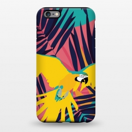 iPhone 6/6s plus  Tropical Macaw by Zoe Charlotte