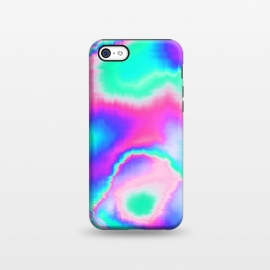 iPhone 5C  Holographic Glitch by Uma Prabhakar Gokhale