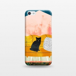 iPhone 5C  Meow by Uma Prabhakar Gokhale
