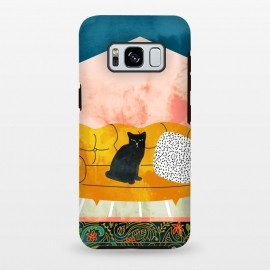 Galaxy S8 plus  Meow by