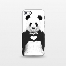 iPhone 5C  All you need is love by Balazs Solti