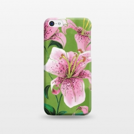 iPhone 5C  Tiger Lily by Uma Prabhakar Gokhale