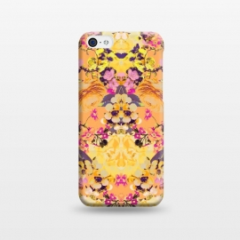 iPhone 5C  Symmetric Spring by Zala Farah