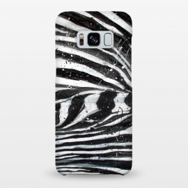 Galaxy S8+  Zebra Stripes by ECMazur