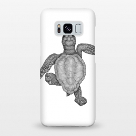 Galaxy S8+  Baby Sea Turtle by ECMazur