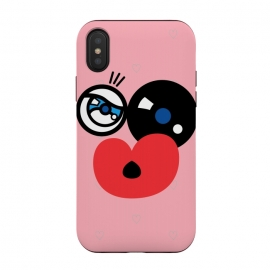 iPhone Xs / X  Eye See You 3 by Michael Cheung