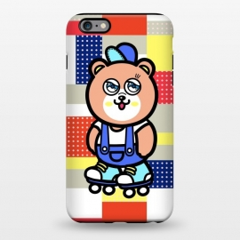 iPhone 6/6s plus  GO GO Bear by Michael Cheung