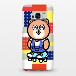 Galaxy S8+  GO GO Bear by Michael Cheung