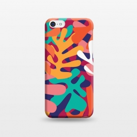 iPhone 5C  Matisse pattern 006 by Jelena Obradovic