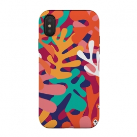 iPhone Xs / X  Matisse pattern 006 by Jelena Obradovic