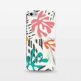 iPhone 5/5E/5s  Matisse pattern 011 by Jelena Obradovic