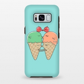 Galaxy S8+  Sweet Kiss by Coffee Man