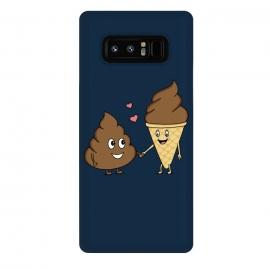 Galaxy Note 8  True love Blue by