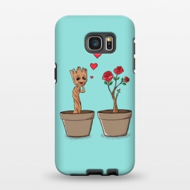 Galaxy S7 EDGE  In Love by Coffee Man