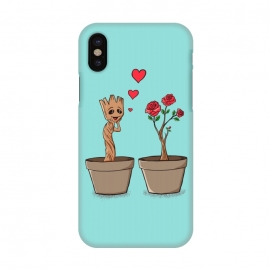 iPhone X  In Love by Coffee Man