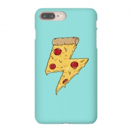 iPhone 8/7 plus  Pizza power green by