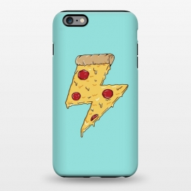 iPhone 6/6s plus  Pizza power green by Coffee Man