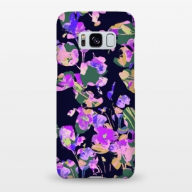 Galaxy S8+  Bright Flowers by Susanna Nousiainen
