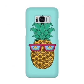 Floral Pineapple by Coffee Man