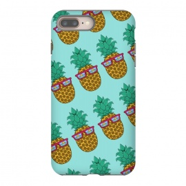 Floral Pineapple pattern by Coffee Man