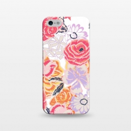 iPhone 5/5E/5s  Flowers by Susanna Nousiainen