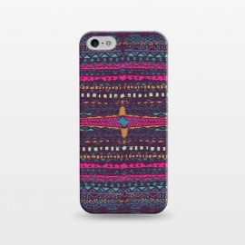 iPhone 5/5E/5s  Tribal Stripe by Susanna Nousiainen