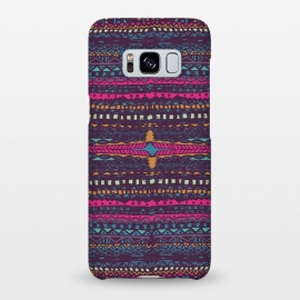 Galaxy S8+  Tribal Stripe by Susanna Nousiainen